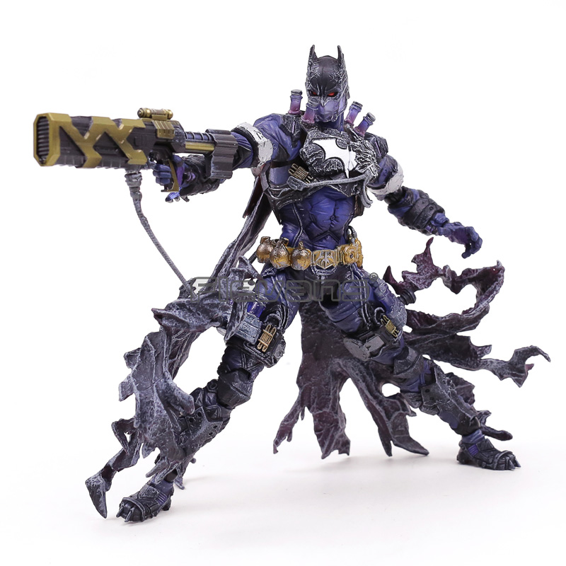 Oyna Sanatları Kai Batman: Bay Freeze Rogues Galeri SQEN PVC Action Figure Koleksiyon Model Oyuncak