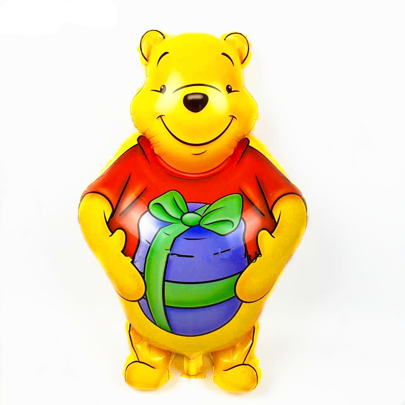TSZWJ G-063 Free Shipping New Bear birthday party balloon cartoon balloon toy wholesale decoration